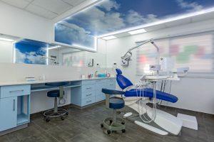 עיצוב מרפאת שיניים